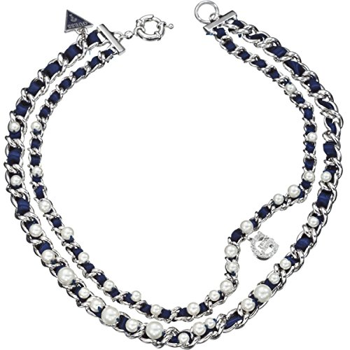 Jewellery Necklace Damen   rhodiniert UBN41334