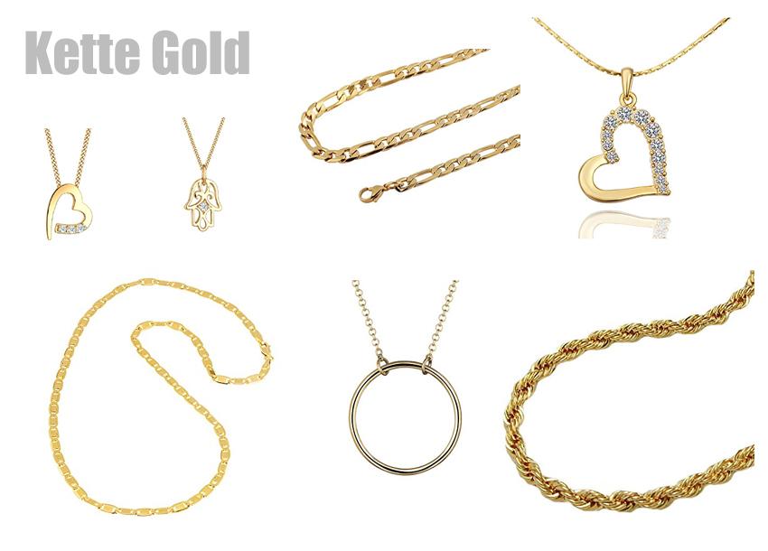 Kette Gold z.B. 585